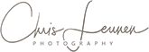 Chris Leunen Photography Logo