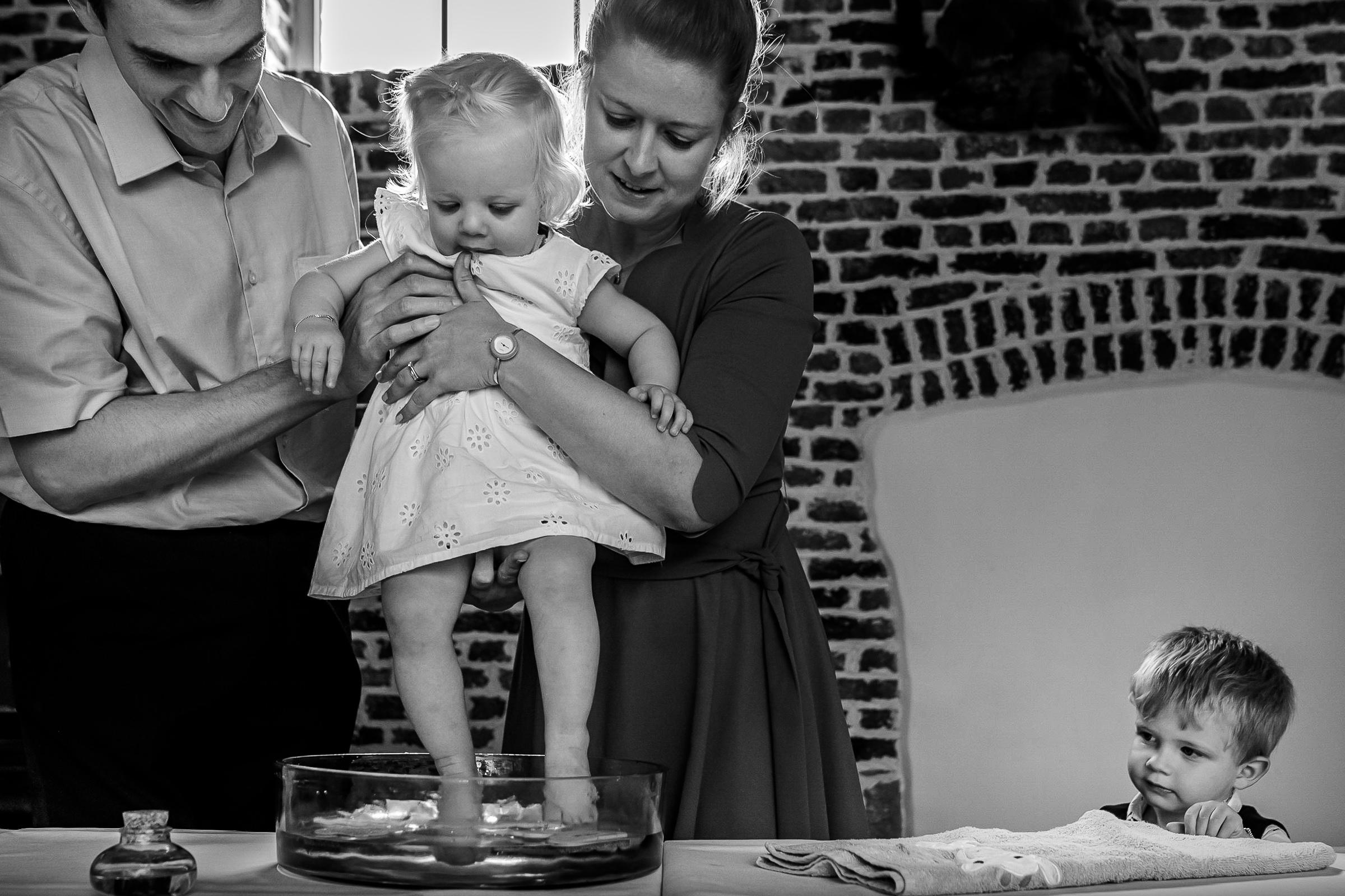 Fotograaf Fotoreportage Doop Vlaams-Brabant